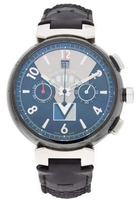 d40599f6b8d5 Pre-Owned at TheRealReal · Louis Vuitton Regatta Cup Watch