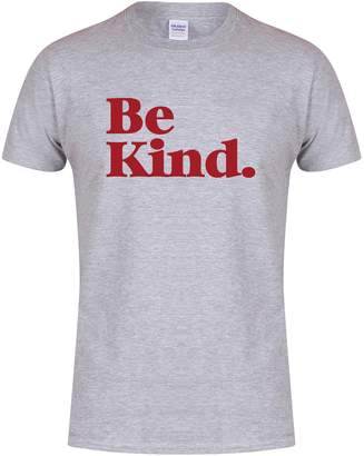Kelham Print Be Kind - Unisex Fit T-Shirt - Fun Slogan Tee