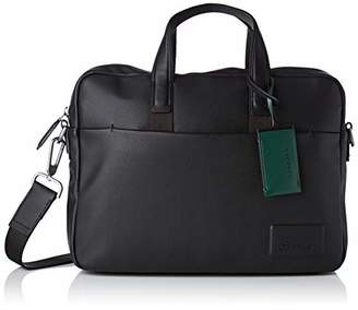 Calvin Klein Jeans Task Force 1 Gusset Laptop Bag, Men's7x28x37 cm (B x H T)