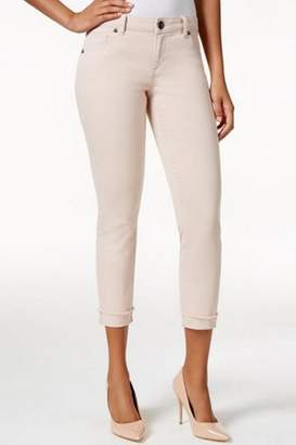 KUT from the Kloth Blush Fringe Jean
