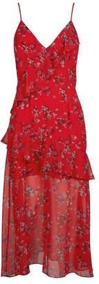 Keepsake The Label Heart and Soul Midi Dress