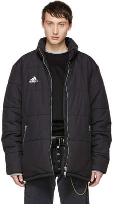 Gosha Rubchinskiy Black adidas Originals Edition Puffer Jacket