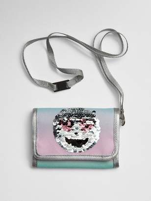 Gap Flippy Sequin Ombre Wallet
