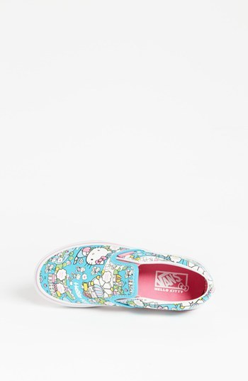 Vans 'Hello Kitty®' Classic Slip-On (Toddler, Little Kid & Big Kid)