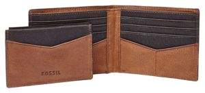 Fossil Austin Bifold and Card Case Set