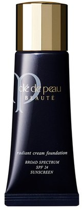 Cle De Peau Beaute Radiant Cream Foundation - B10 $125 thestylecure.com