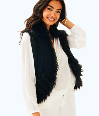 Lilly Pulitzer Womens Torini Sweater Vest