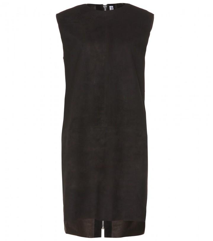 Acne Studios Miska suede dress