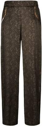 Hanro Adele Silk Pyjama Trousers