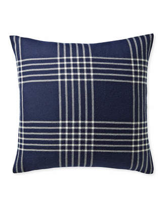 Serena & Lily Blakely Plaid Pillow Cover