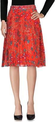 Manoush Knee length skirts - Item 35329730JU
