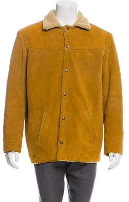 Levi's Suede Sherpa Jacket w/ Tags