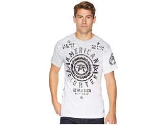 American Fighter Fair Grove Short Sleeve Panel T-Shirt