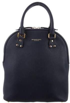 Burberry Bloomsbury Grained Leather Tote