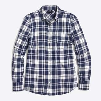 J.Crew Factory Flannel shirt