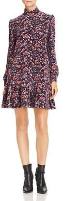Rebecca Taylor Toile Velvet Dress