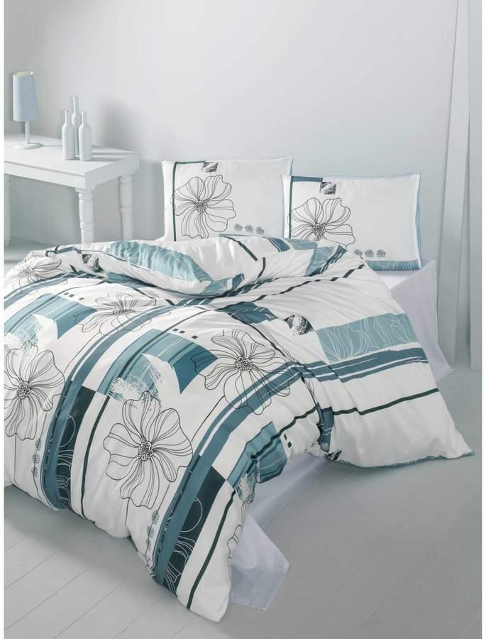 Majoli Bettwäsche-Set - blau
