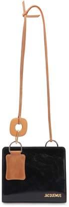 Eivissa Leather Shoulder Bag