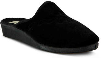 Spring Step Josie Velvet Slide Slipper - Women's