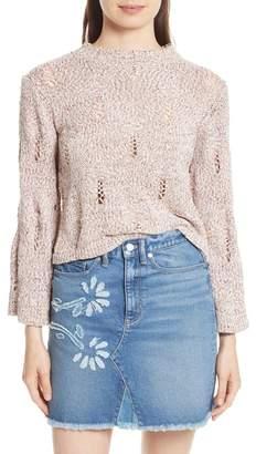 Rebecca Taylor Summer Ribbon Sweater