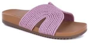 Seven Dials Shelby Flat Comfort Bottom Sandals Women's Shoes