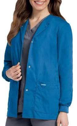 Landau Uniforms Landau Women's Snap Front Scrub Jacket