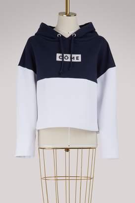 Come Cme - Love hoodie