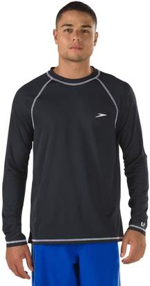 Speedo Men's Easy Rash Guard Swim Tee