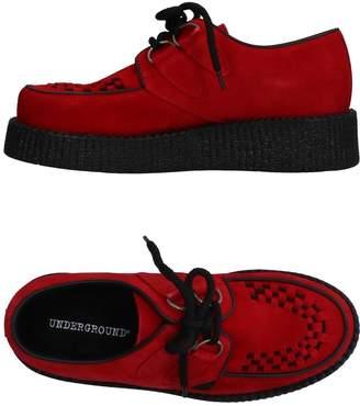Underground Lace-up shoes - Item 11317299PL