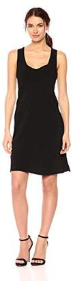 Calvin Klein Jeans Women's Scoop Neck Mini Dress