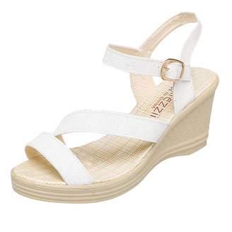 7d61aa8acb3 BOLUOYI 2019 Party Wear Heels for Women Women Belt Buckle High Heel Shoes  Fashion Fish Mouth