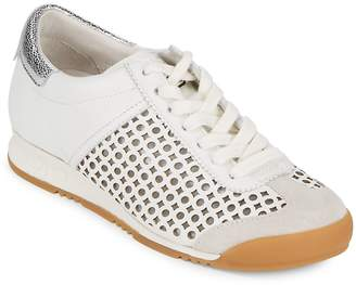 Ash Women's Cutout Leather Sneakers