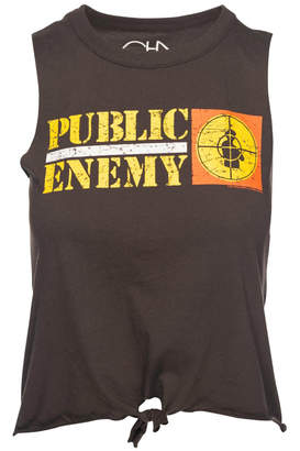 Chaser LA Public Enemy Muscle Tee