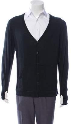 Edun Lightweight V-Neck Sweater