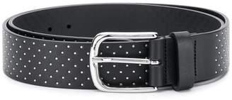 Pinko studded belt