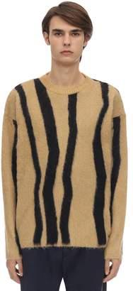Danilo Paura Bookies Alpaca Blend Knit Sweater