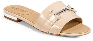 Lauren Ralph Lauren Open Toe Slides