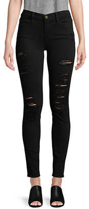 Frame Le Colour Ripped Jeans