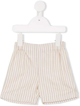 La Stupenderia striped shorts