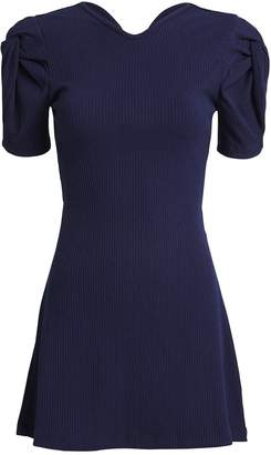 Maggie Marilyn Hey Now Ribbed Mini Dress