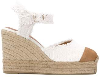 Castaner wedge heel woven sandals