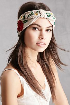 FOREVER 21+ Namrata Joshipura Headwrap
