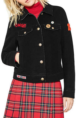 Esprit Woven Patch Jacket