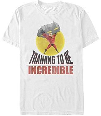 Disney Men's Incredible Graphic T-Shirt