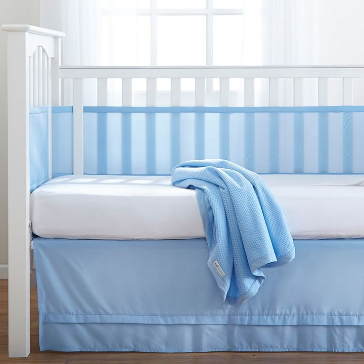 BreathableBaby Breathable Baby 3-pc. Crib Bedding Set