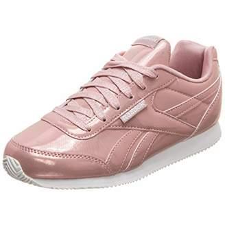 sale retailer bbc3d 0e0f5 Reebok Girls Royal Cljog 2 Running Shoes
