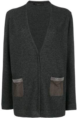 Fabiana Filippi embellished pocket cardigan