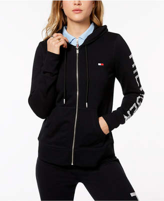 Tommy Hilfiger Logo-Print Hoodie, Created for Macy's