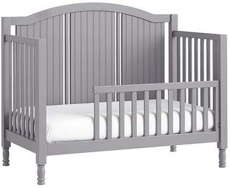 Pottery Barn Kids Catalina Crib Guardrail Conversion Kit, Charcoal, In-home