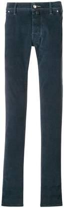 Jacob Cohen handkerchief corduroy trousers